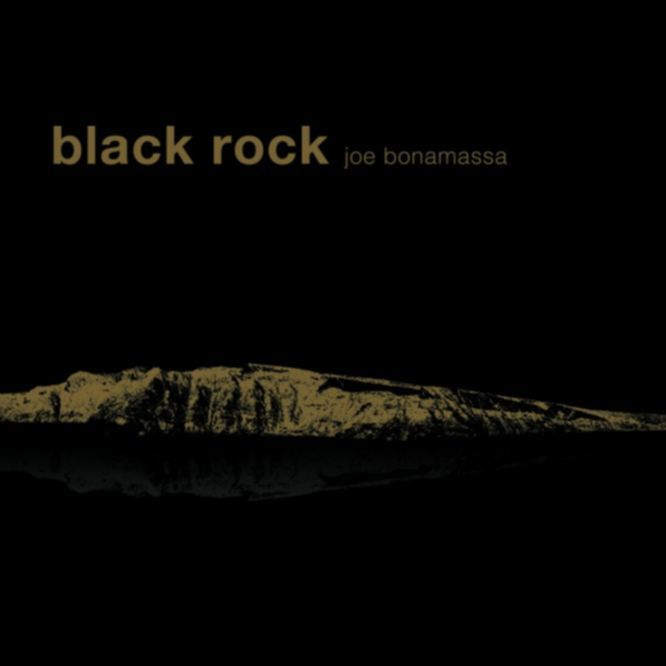Joe Bonamassa Black Rock