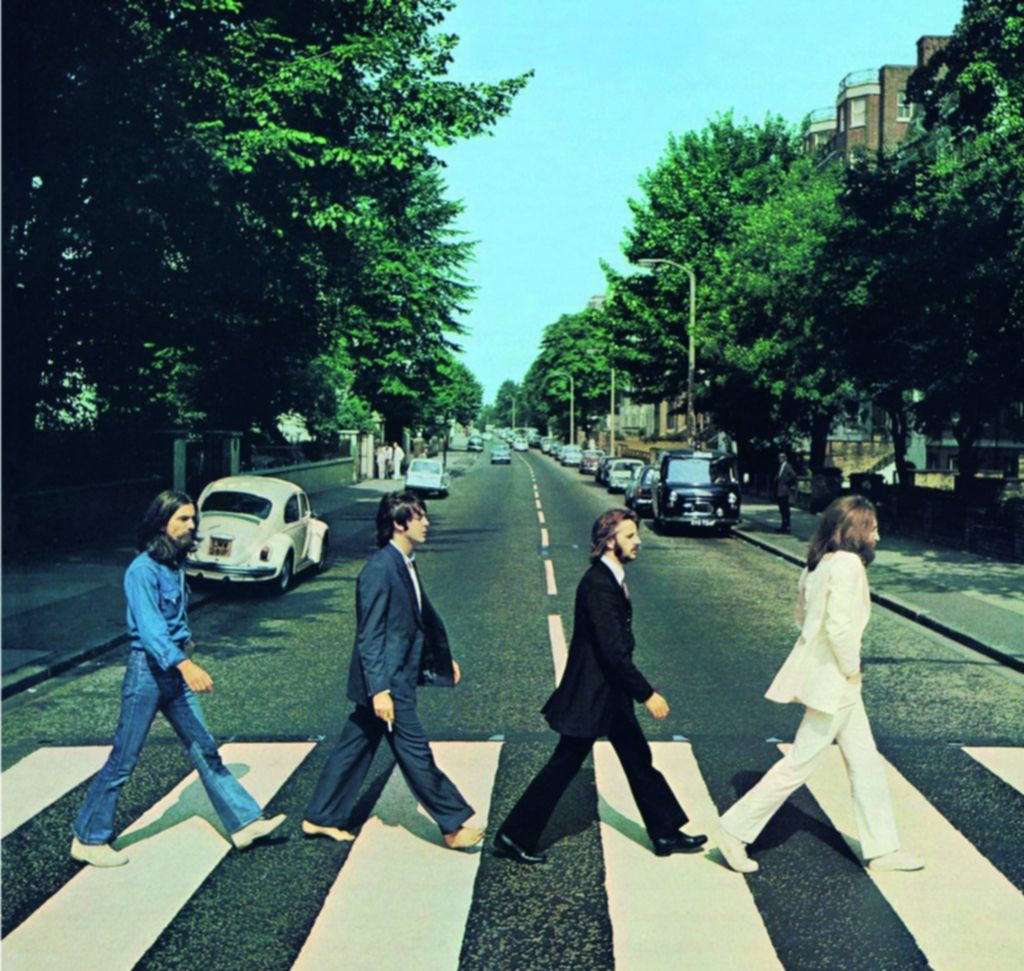 Beatles_Abbey Road