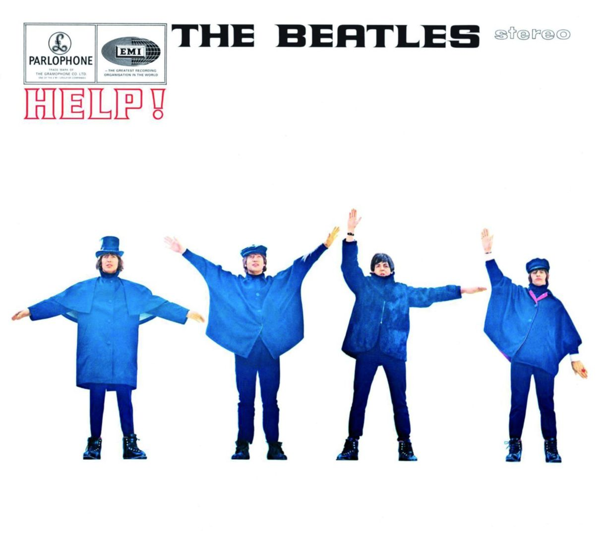The Beatles: Help! (GB 965)