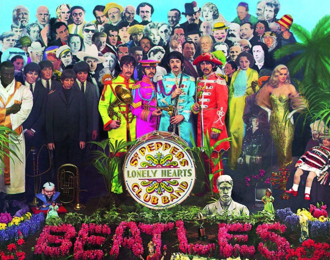 Unverzichtbar: Sgt. Pepper's Lonely Hearts Club Band (1967)