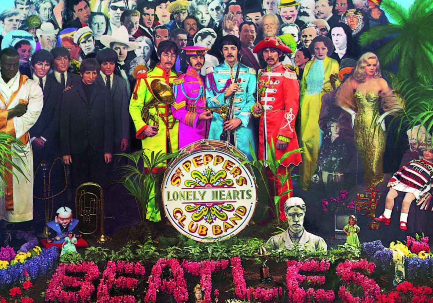 The Beatles Outtake Von Sgt Pepper S Lonely Hearts Club