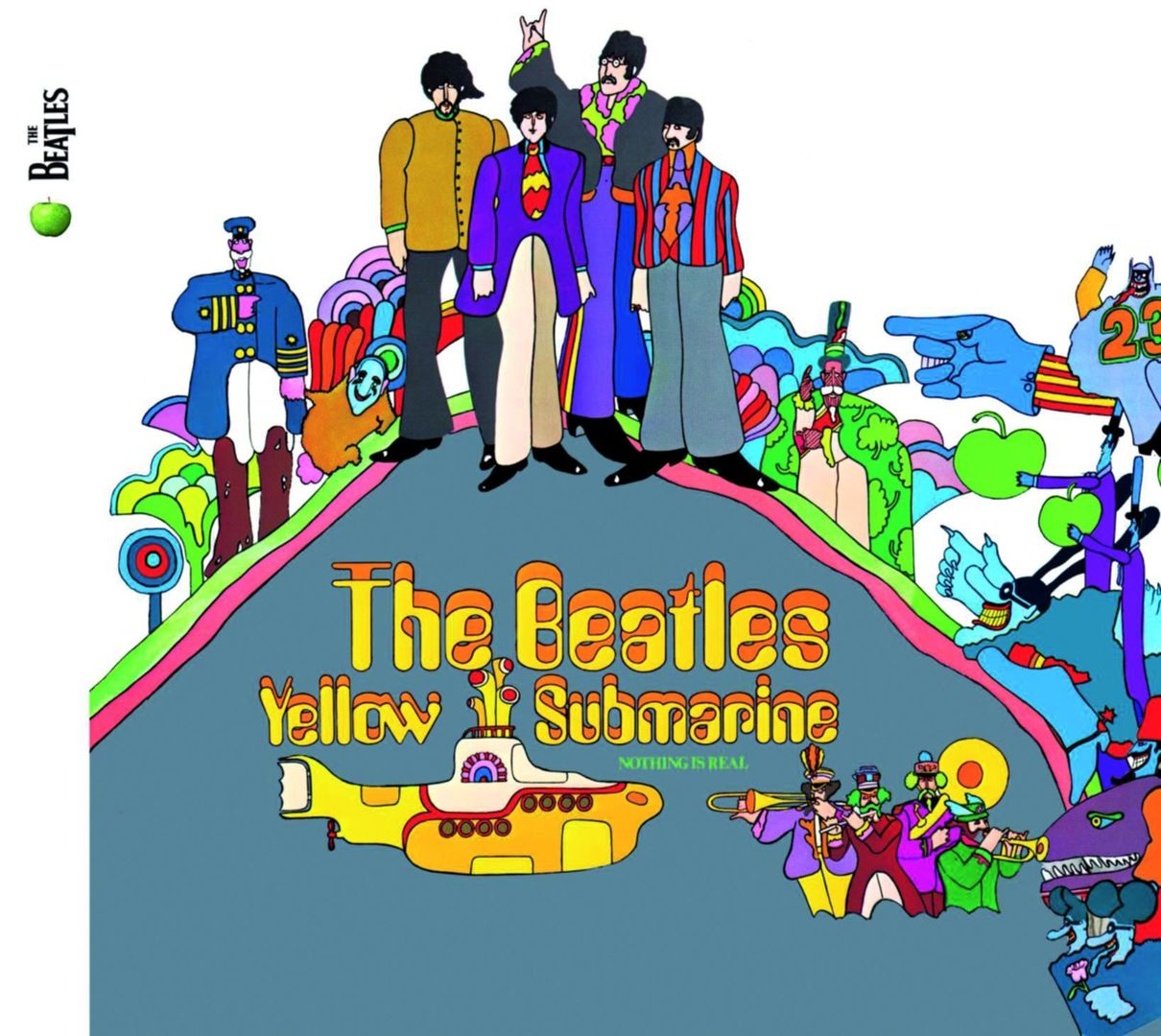 Sonderbar: Yellow Submarine (1969)