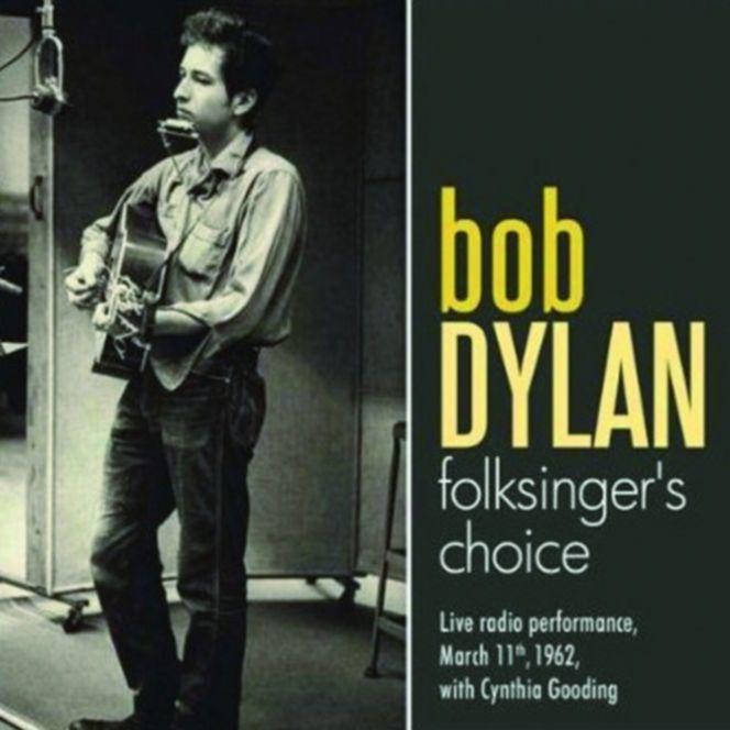 Bob Dylan Folksinger S Choice Original Album Classics