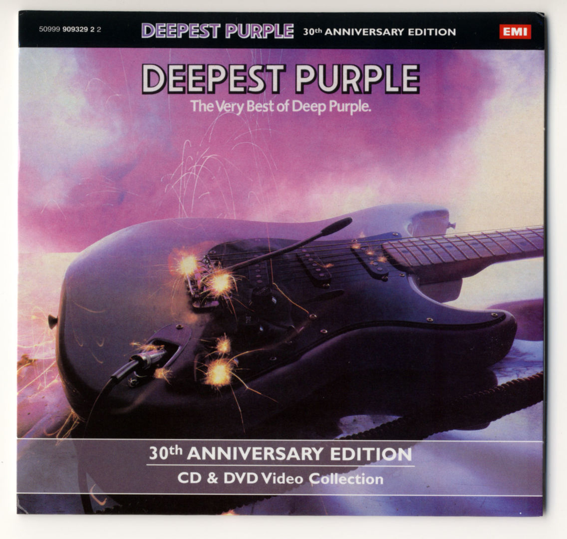 Deep Purple Deepest Purple The Very Best Of Deep