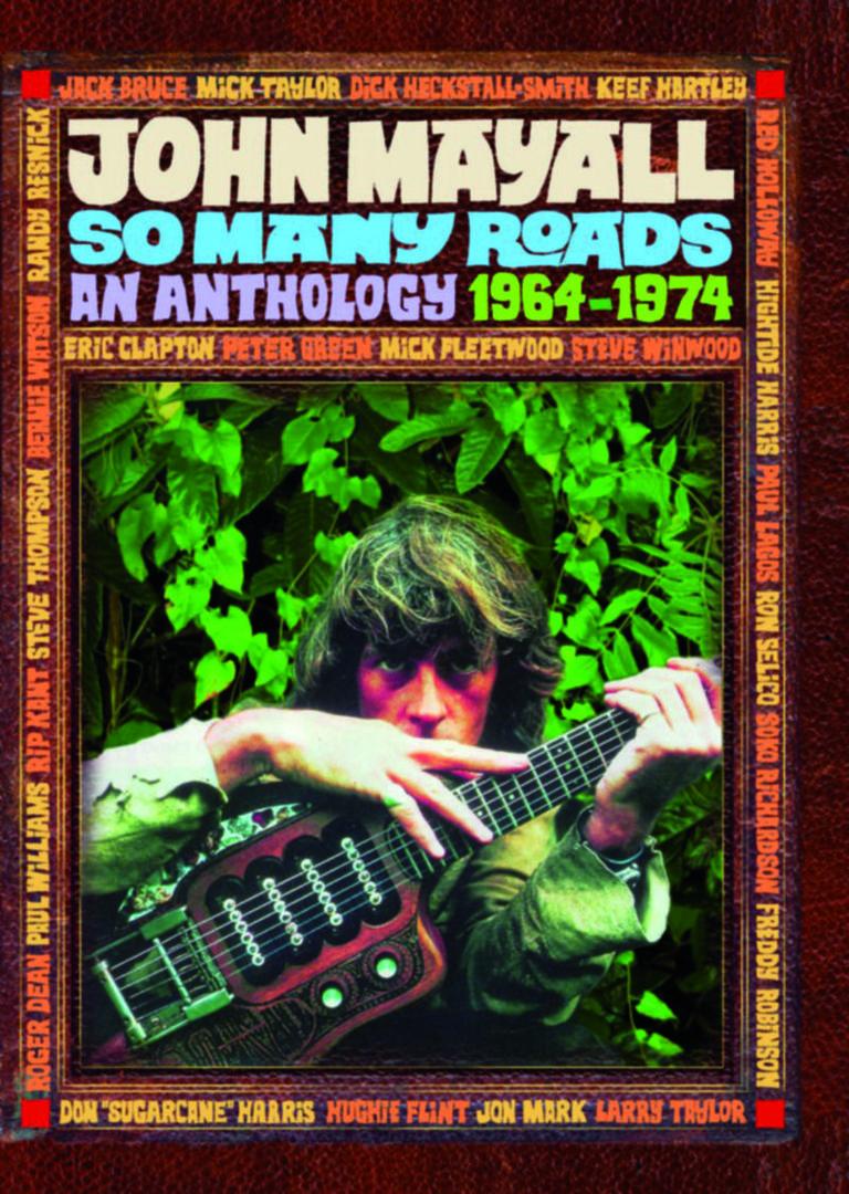 John Mayall So Many Roads An Anthology 1964 1974