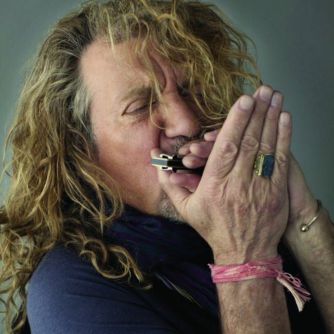 Robert Plant 2010 @ Gregg Delman