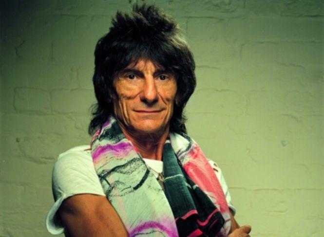 Ronnie Wood Trockenlegung Classic Rock Magazin