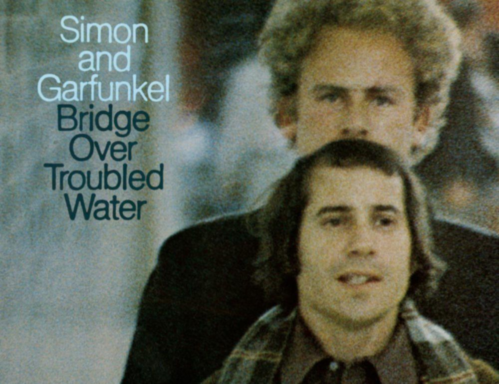 R 252 Ckblende Simon Amp Garfunkel Bridge Over Troubled Water