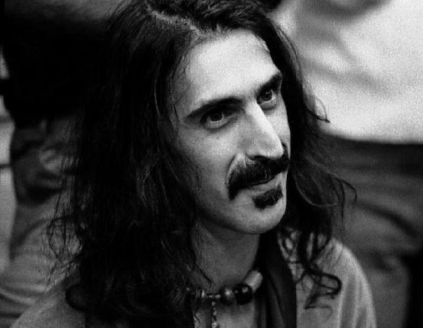 Frank Zappa 100 beste gitarristen