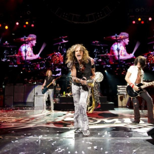 Aerosmith @ Sony Music
