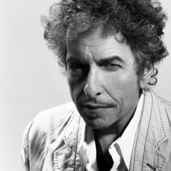 Bob dylan @ William Claxton
