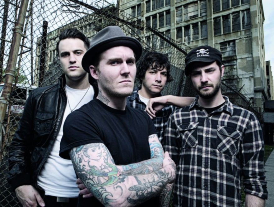 The Gaslight Anthem - Portraits