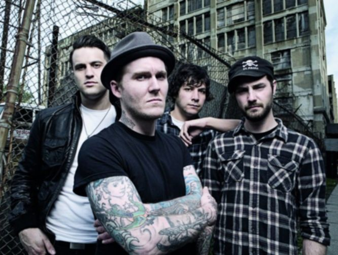 News: The Gaslight Anthem legen eine Pause ein