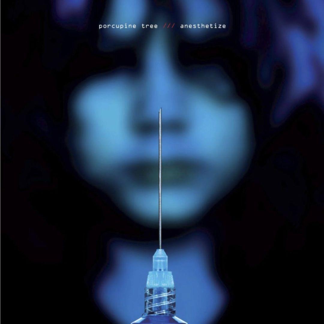 Porcupine Tree Anesthetize Live In Tilburg 2008