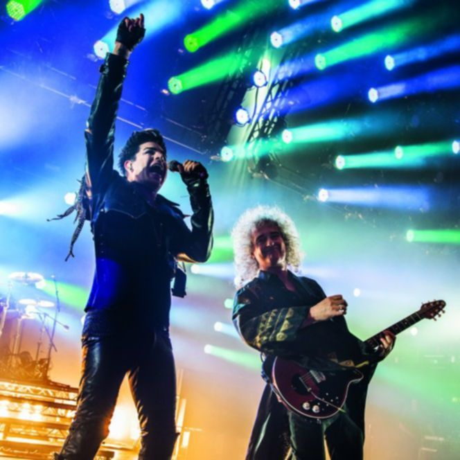 News: Queens Brian May vergleicht Adam Lambert mit Freddie Mercury