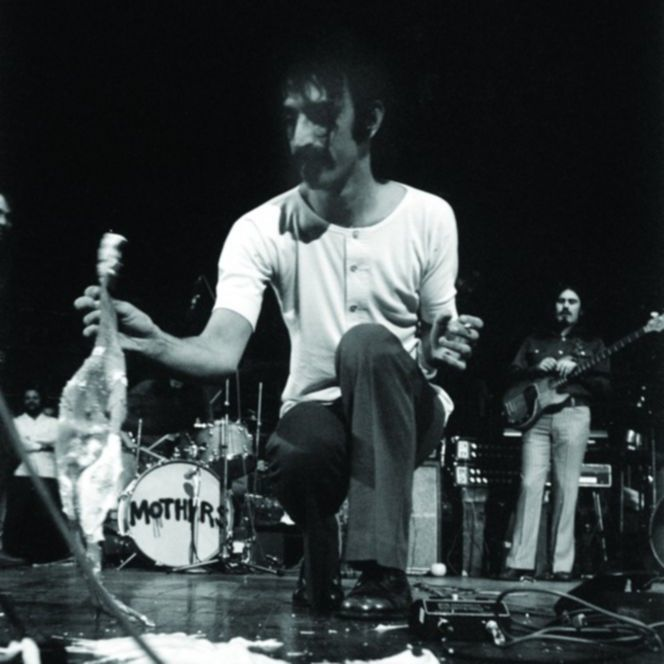 MOTHERS OF INVENTION IN CONCERT AT THE ROYAL ALBERT HALL, LONDON, BRITAIN -  1969