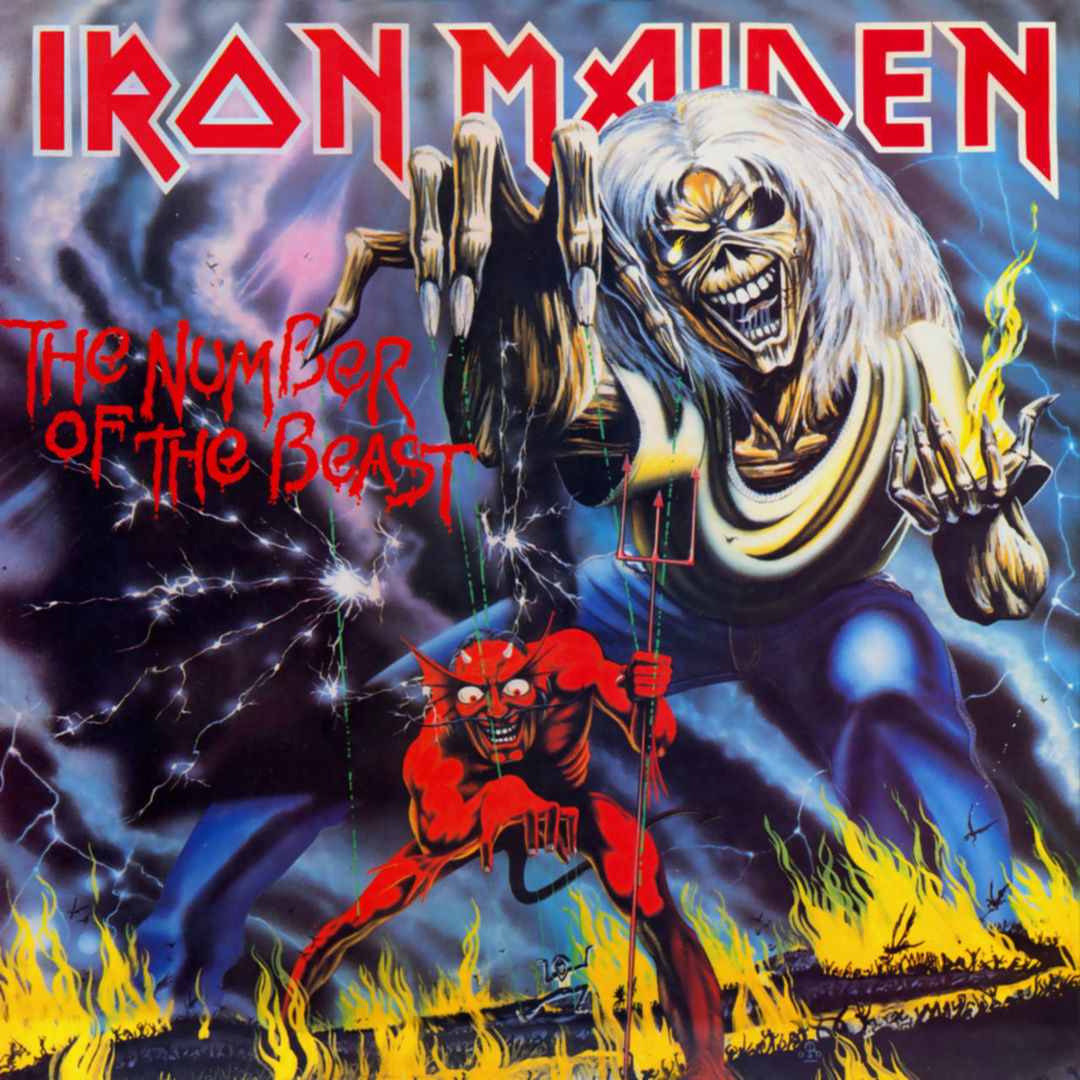 Iron Maiden Iron Maiden Killers The Number Of The Beast