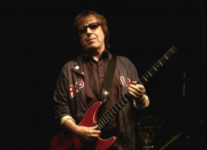 Bill Wyman Photo.by Jordi Renart