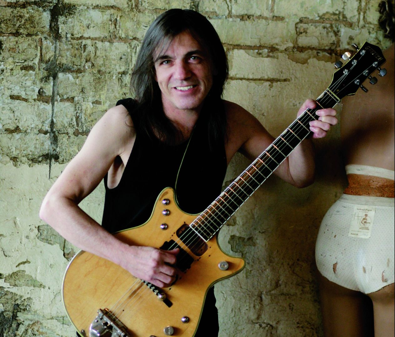 AC/DC Malcolm Young 100 beste Gitarristen