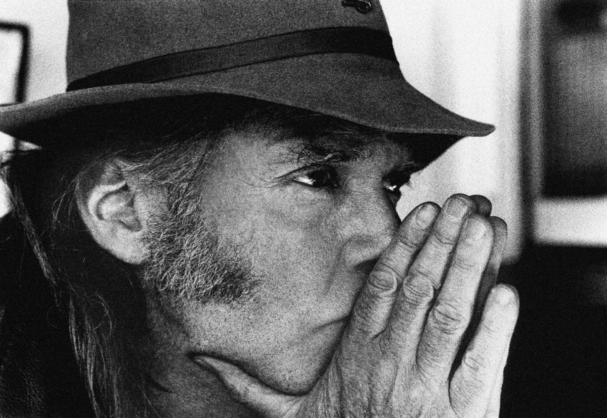 Neil Young Pressefoto