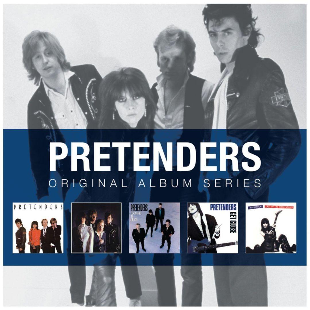 The Pretenders Pretenders Pretenders Ii Learning To