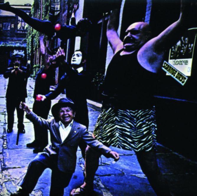 Wunderbar: STRANGE DAYS (1967)