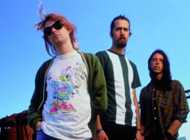 Rock Band Nirvana