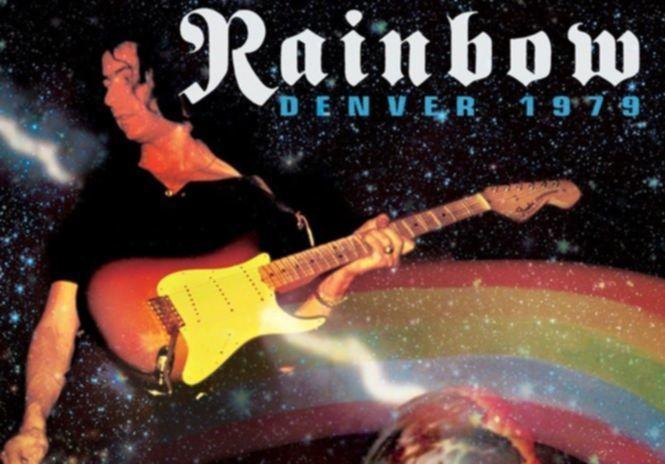 News: Ein Rainbow-Konzert aus dem Jahr 1979 erscheint auf Vinyl
