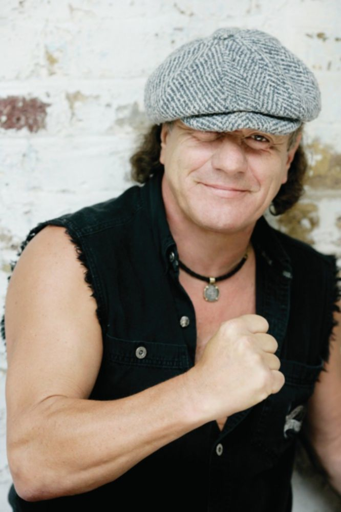 Brian Johnson (ACDC) @ Guido Karp