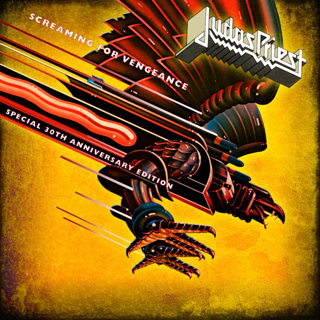 Judas Priest Screaming For Vengeance Special 30th