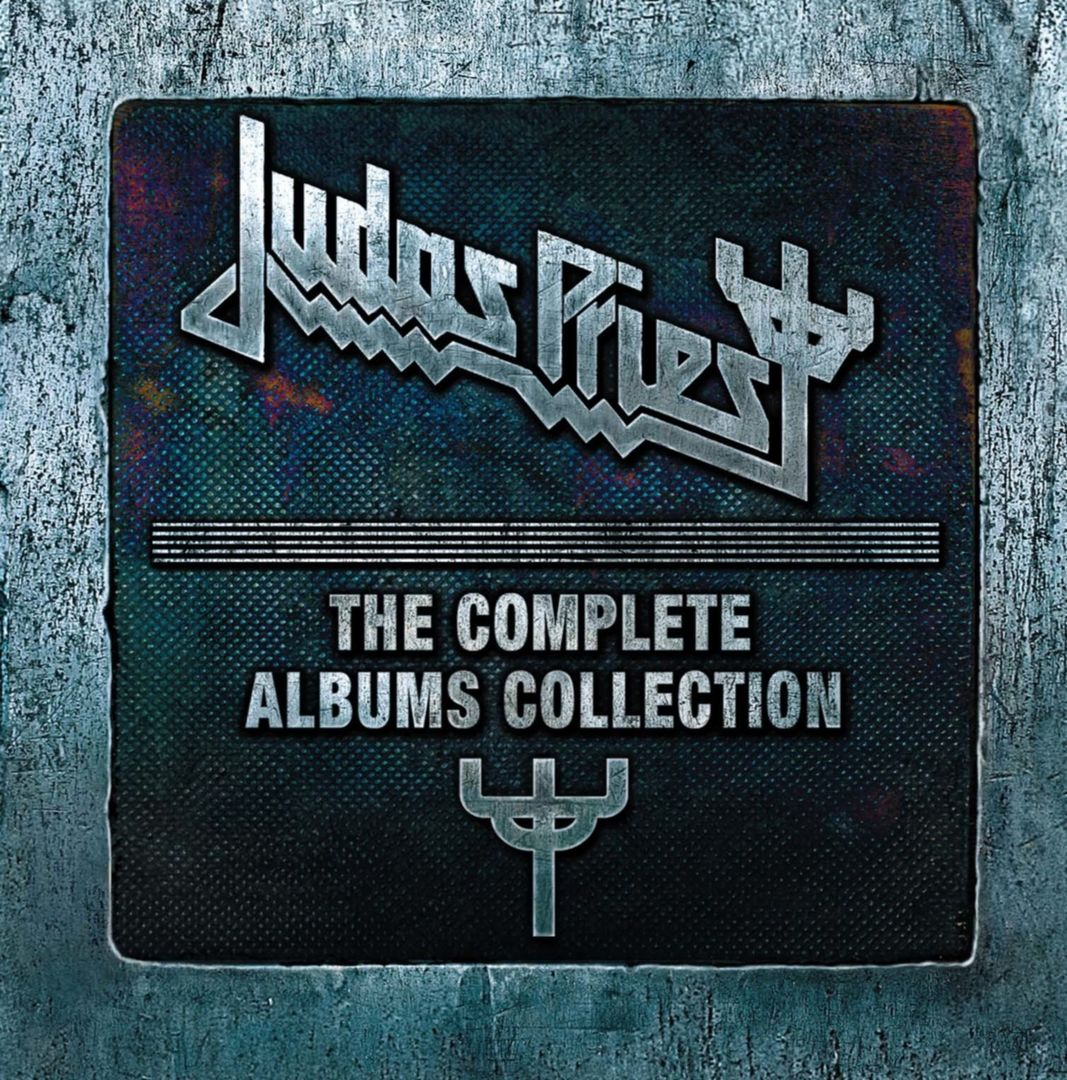 Judas Priest The Complete Albums Collection Classic