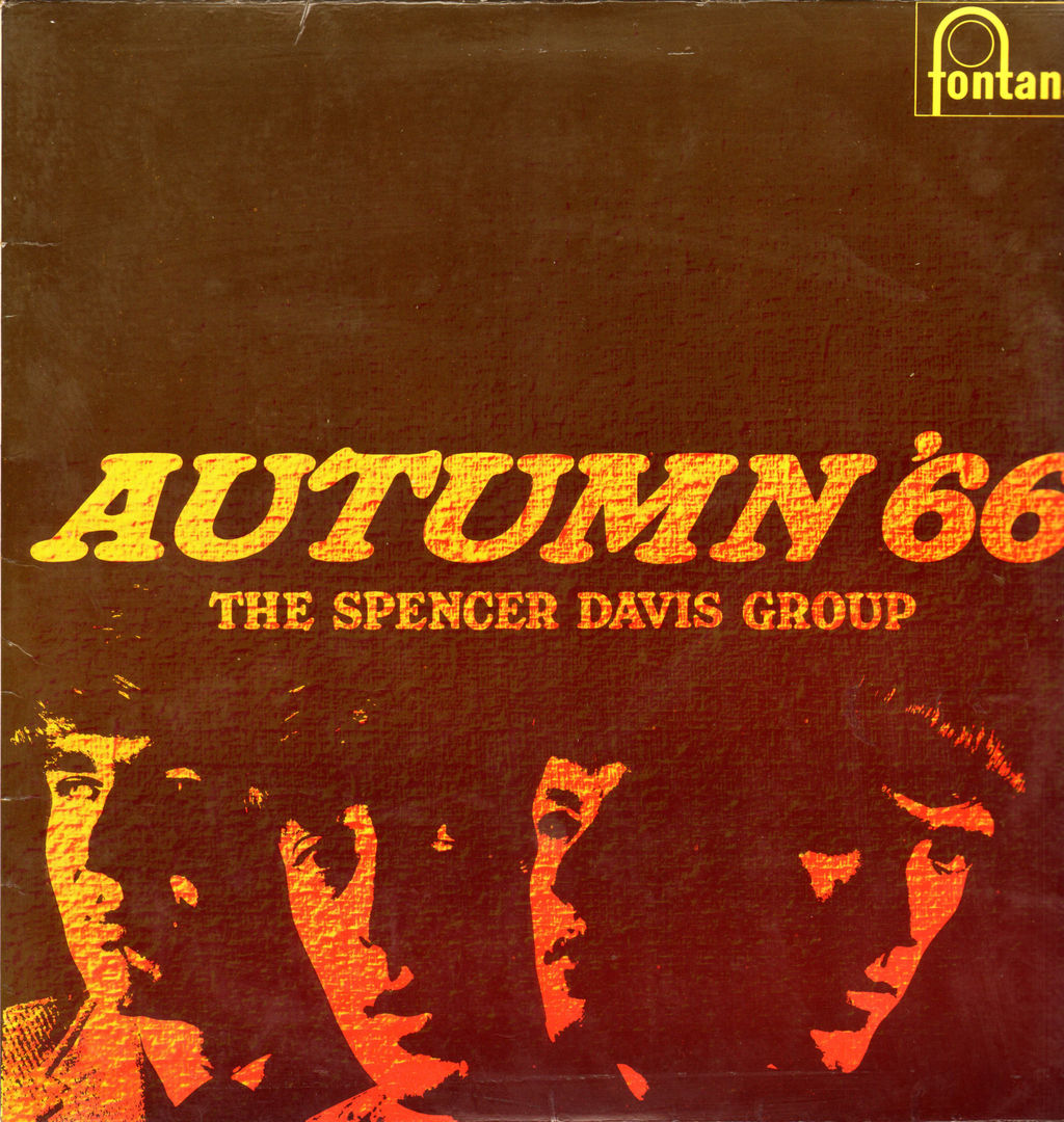 The Spencer Davis Group Their First Lp The Second