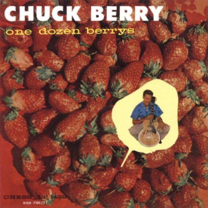 Chuck Berry - One Dozen Berrys - Front