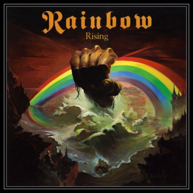 Unverzichtbar: RISING, Rainbow (POLYDOR, 1976)