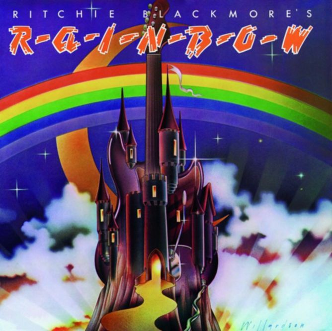 Wunderbar: RITCHIE BLACKMORE'S RAINBOW, Rainbow (OYSTER/POLYDOR, 1975)