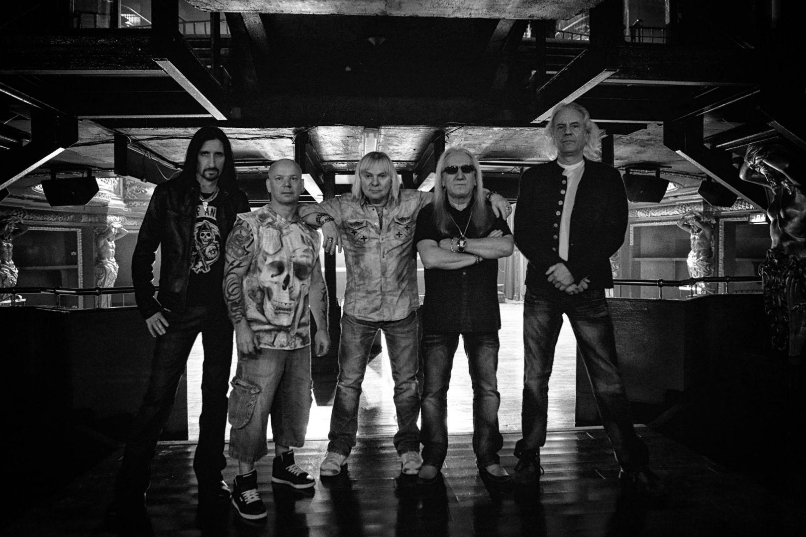 Tour des Monats: Uriah Heep