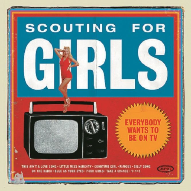 scouting for girls_cd