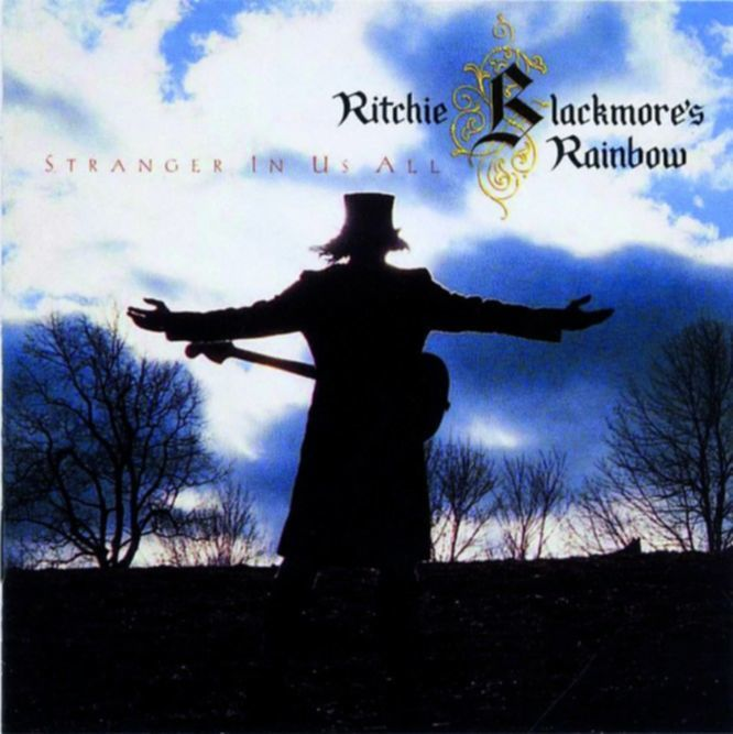 Sonderbar: STRANGER IN US ALL,  Ritchie Blackmore's Rainbow  (RCA/BMG, 1995)