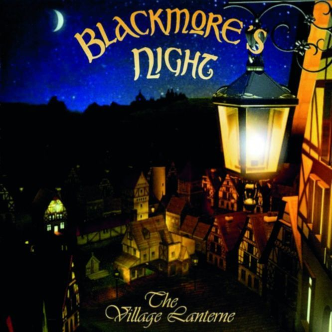 Anhörbar: THE VILLAGE LANTERNE, Blackmore's Night (SPV, 2006)
