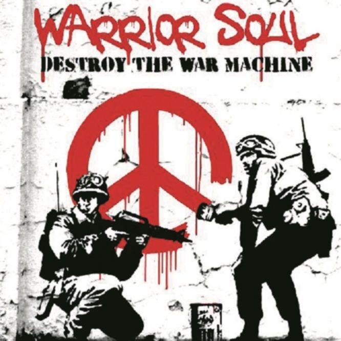 warrior soul_cd