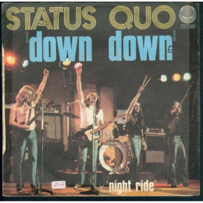 status quo down down