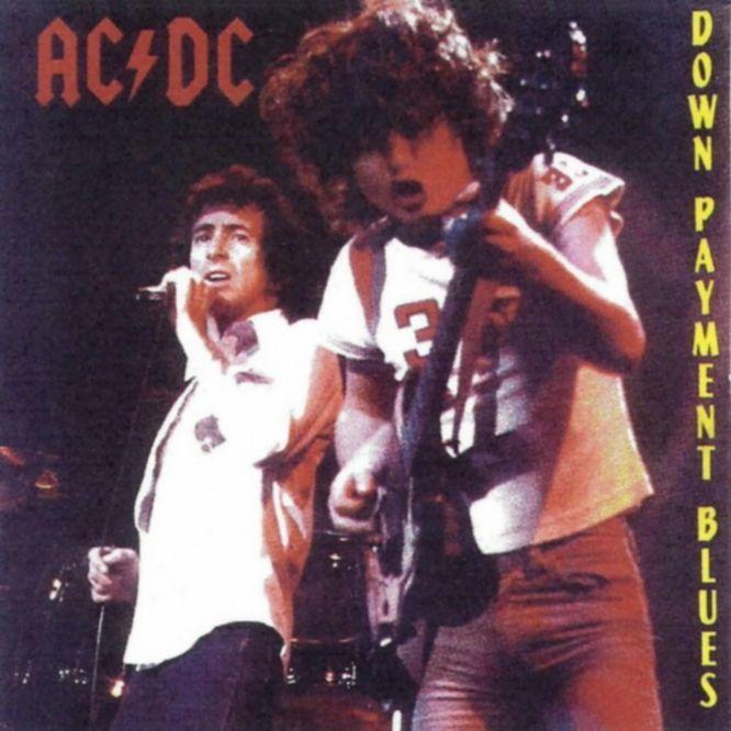 AC/DC ›Down Payment Blues‹