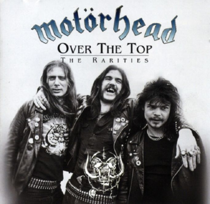 Motörhead ›Over The Top‹