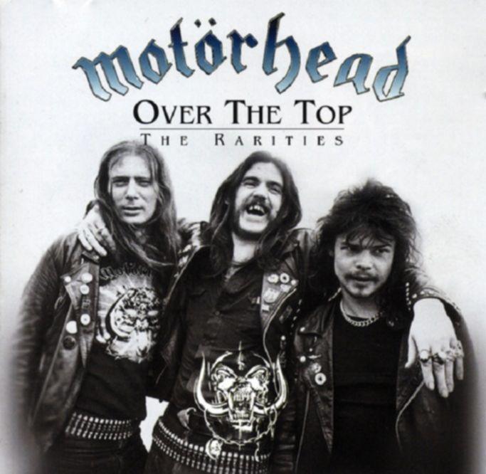 Motörhead ›Over The Top‹