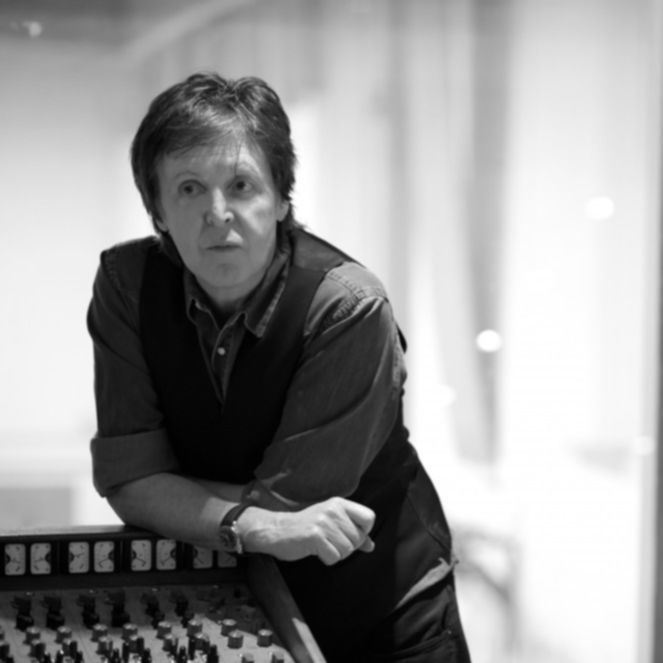 Paul McCartney 1 @ Mary McCartney