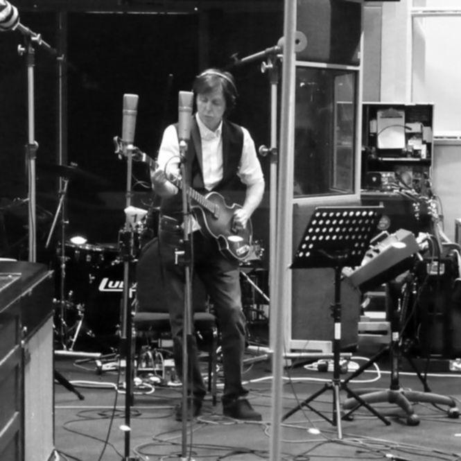 Paul McCartney 2 @ Mary McCartney