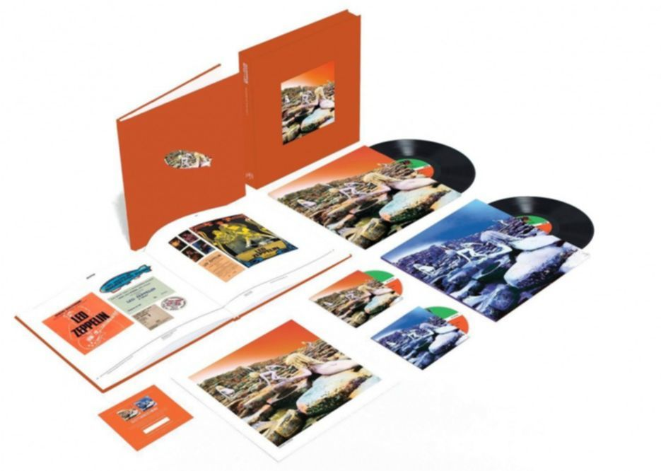 led zeppelin hoth super deluxe