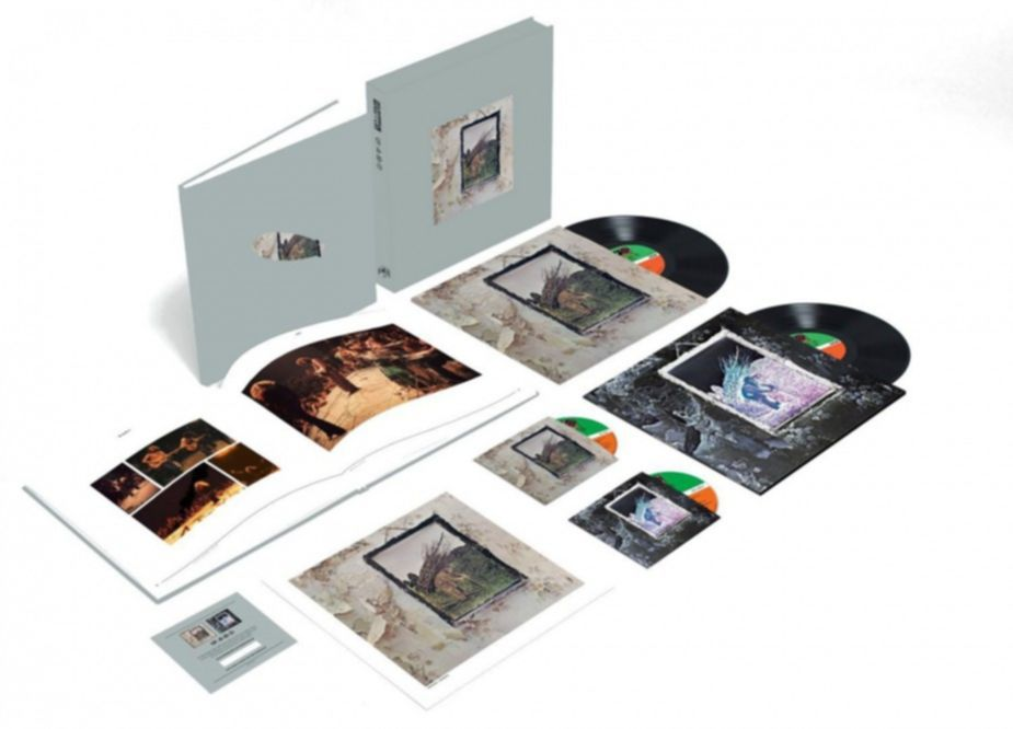 led zeppelin iv super deluxe
