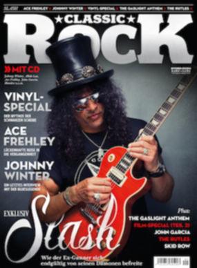 Classic Rock Magazin Ausgabe Nr. 33