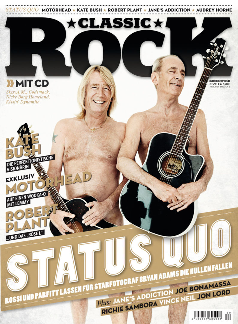 Classic Rock Magazin Ausgabe Nr. 34